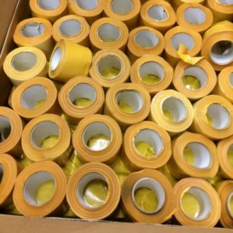 Self-adhesives Double sided tape stocklots