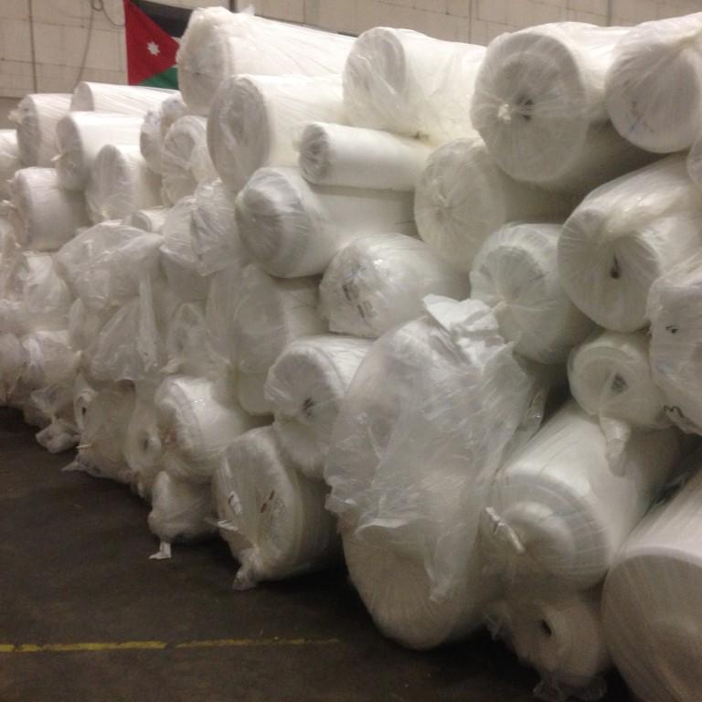 Non-woven Textile Stocklots
