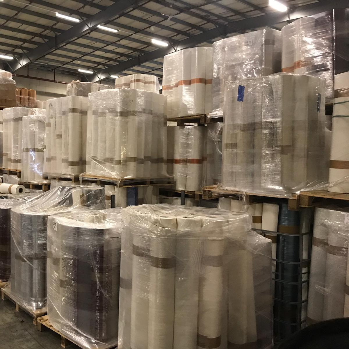 Stocklots contract wallpaper textile