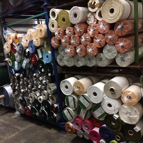 Stocklots Bookbinding textile