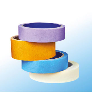Self adhesives masking tape