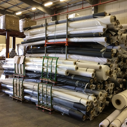 Stocklots textiles polyester Europe