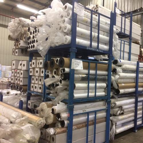 Stocklots Polyester Fabrics Textile