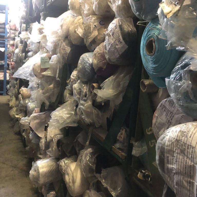 Stocklots Clothing Fabrics