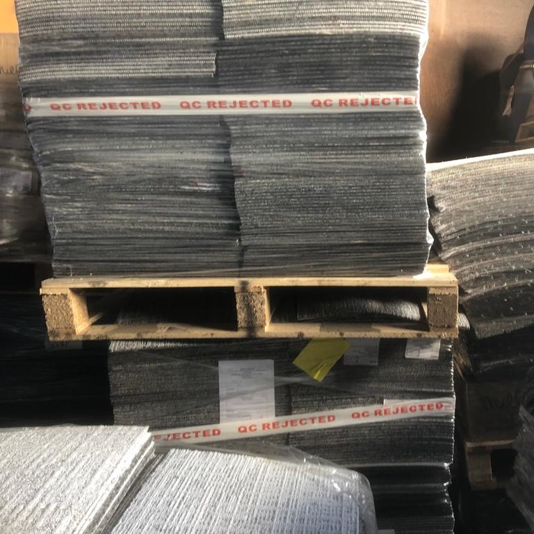 Carpet Flooring Tiles Stocklot